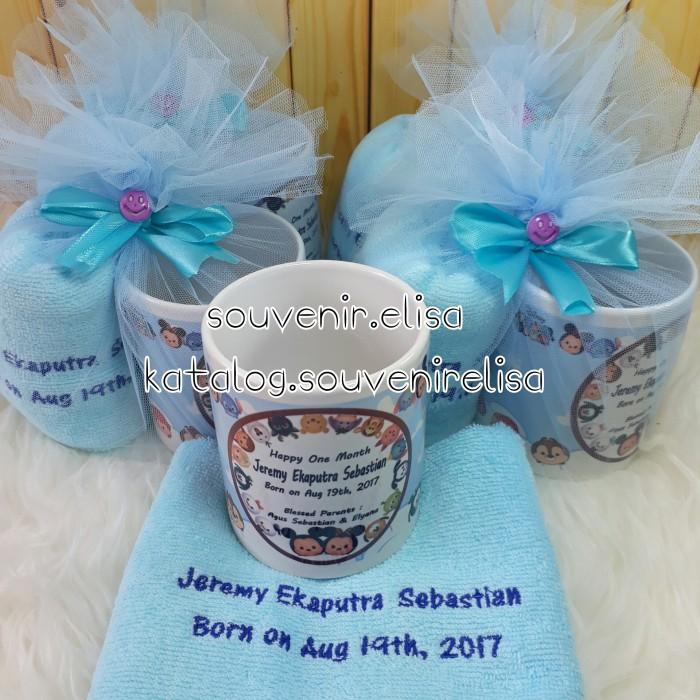 Jual Souvenir One Month Souvenir Baby Born Hampers Baby Born Hampers Jakarta Barat Yei Collection Tokopedia