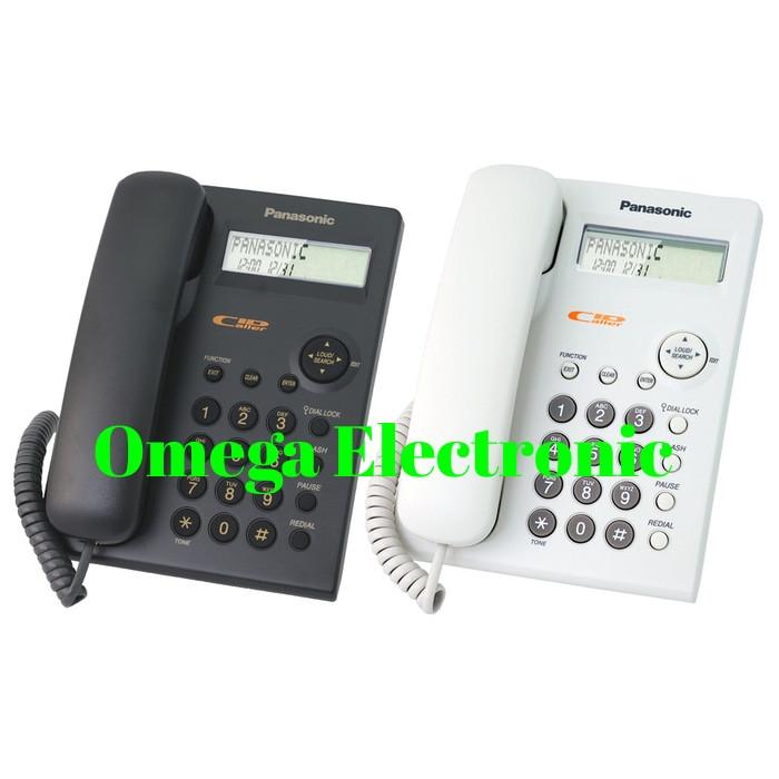 harga Panasonic kx-tsc11mx - telepon rumah kantor single line telpon Tokopedia.com