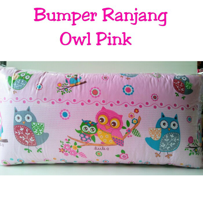 harga Bumper box bayi / bamper ranjang box bayi motif owl pink Tokopedia.com