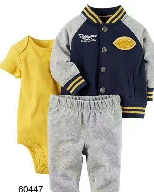 harga Set jaket carter/ set jumper dan jaket/ set carter ori/ baju bayi Tokopedia.com