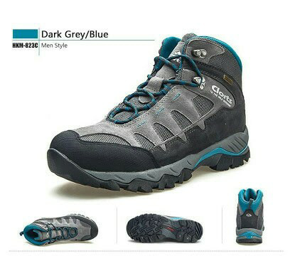 harga Sepatu hiking outdoor clort blue not eiger rei consina mammut Tokopedia.com