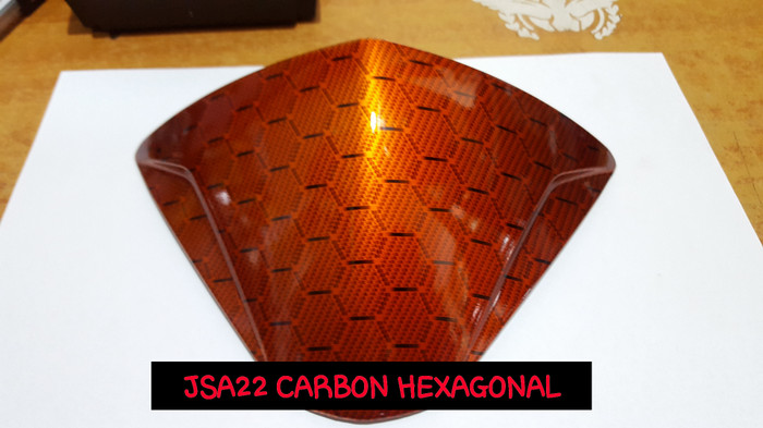 photograph relating to Printable Hydrographic Film named Jual Drinking water Shift PRINTING / HYDROGRAPHIC / Movie JSA22 CARBON HEXAGONAL - Kota Tangerang Selatan - JAYA SENTOSA ABADI 18E Tokopedia