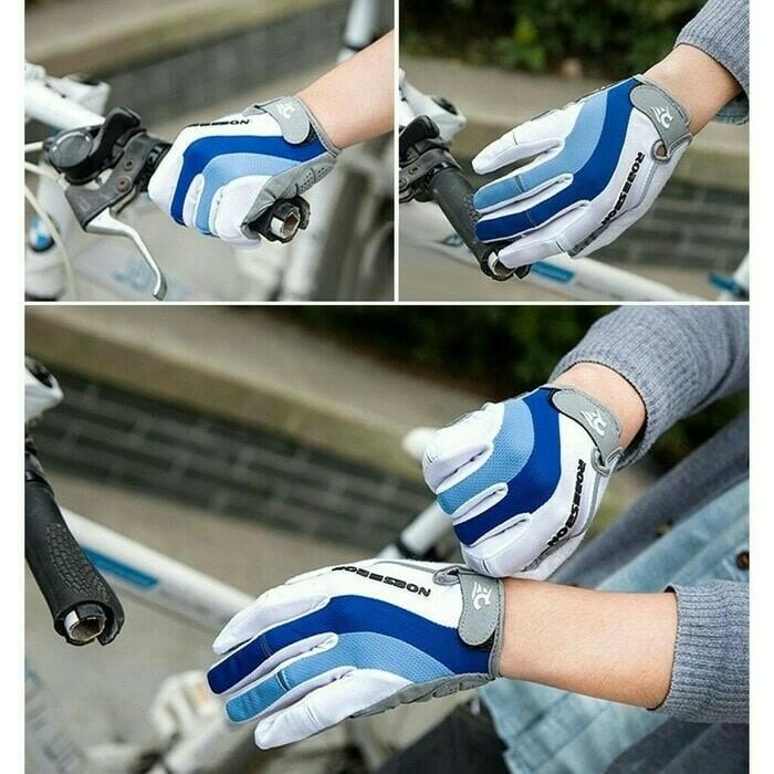 harga Bicycle glove sarung tangan sepeda rubesbon silicon gel bisa buat golf Tokopedia.com