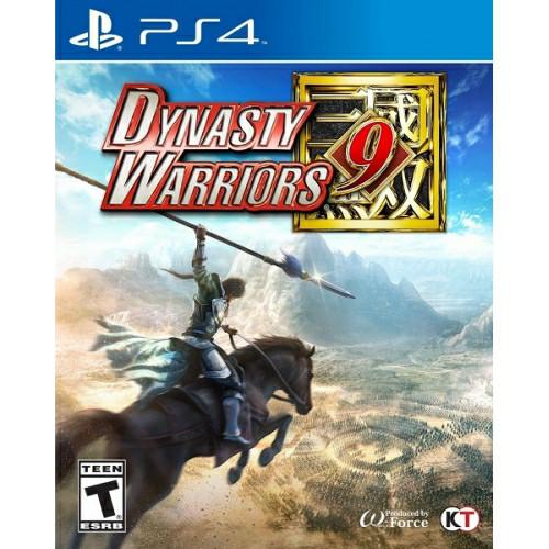 harga Ps4 dynasty warriors 9 ( r3 / asia ) Tokopedia.com