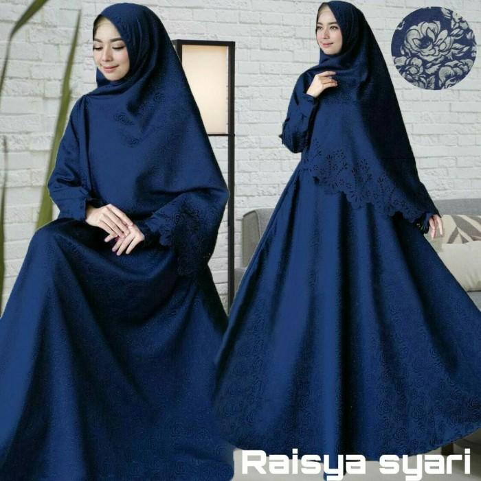 harga Gamis baju pakaian wanita muslim raisya syari murah & high quality Tokopedia.com