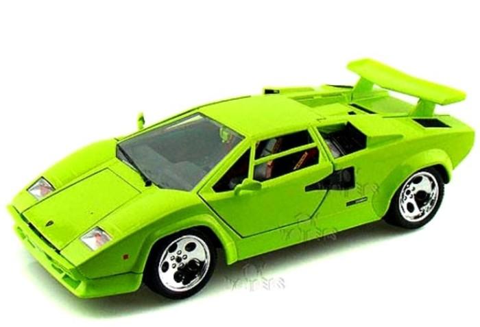 Jual Diecast Burago 1 18 Lamborghini Countach 5000 Dki Jakarta