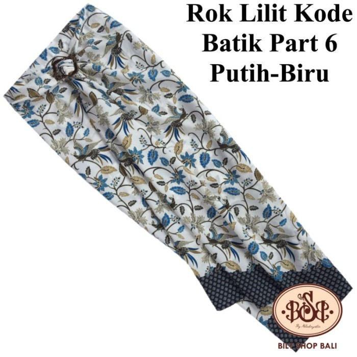 harga Rok lilit maxi kain serut etnik batik wrap skirt songket gesper murah Tokopedia.com