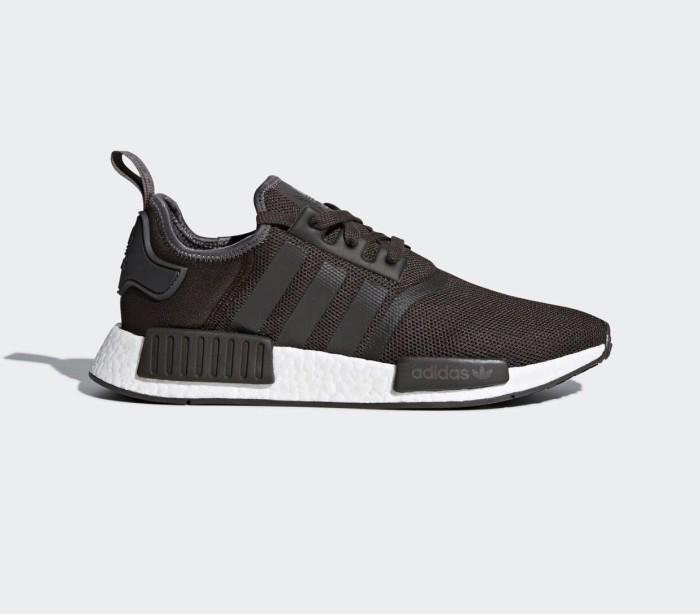 d52f97e23 Jual sepatu adidas nmd r1 black - toko branded ori