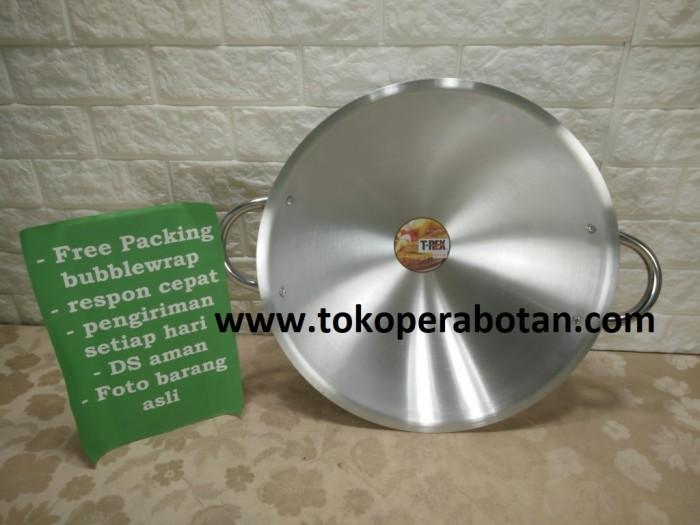 Penggorengan Aluminium Supra T Rex 40cm Wajan Trex