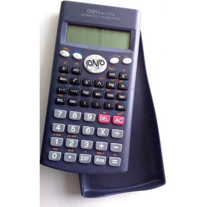 harga Deli scientific calculator Tokopedia.com