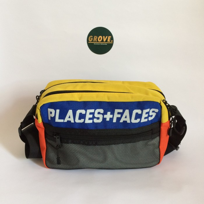 Jual Places + Faces Pouch Bag - Grovesupply  a6b26835d41b4