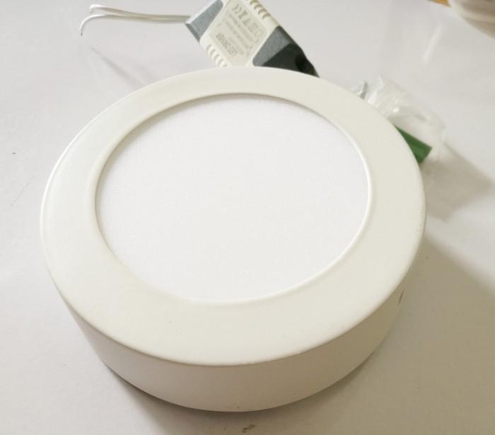 Foto Produk Lampu Downlight Panel Outbow LED Putih White 6w 6 w 6 watt Bulat dari ShineElectric