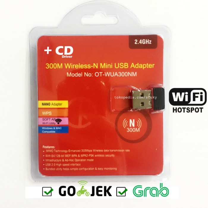 USB Penangkap sinyal wifi/ USB Wireless Router Internet Adapter WI-FI