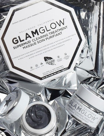 harga Glamglow supermud clearing treatment