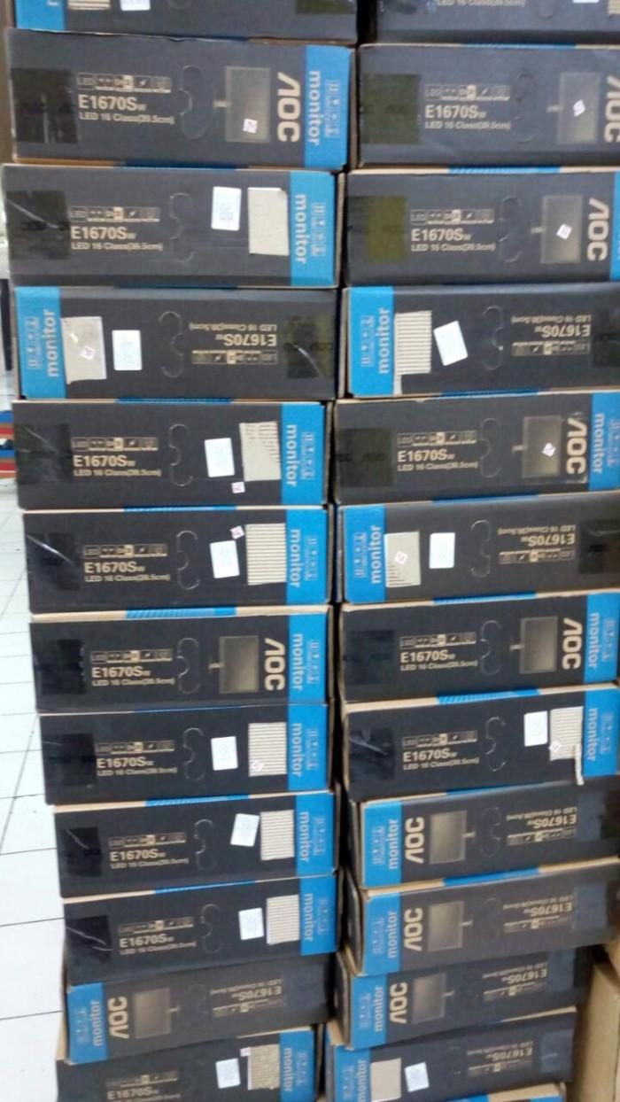 harga Terlaris monitor 16  led aoc Tokopedia.com