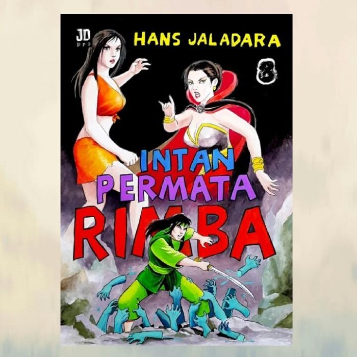 Foto Produk Komik Intan Permata Rimba Jilid 8, karya Hans Jaladara dari Kokabu