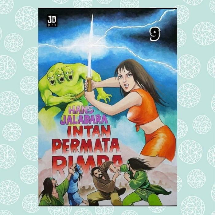 Foto Produk Komik Intan Permata Rimba Jilid 9, karya Hans Jaladara dari Kokabu
