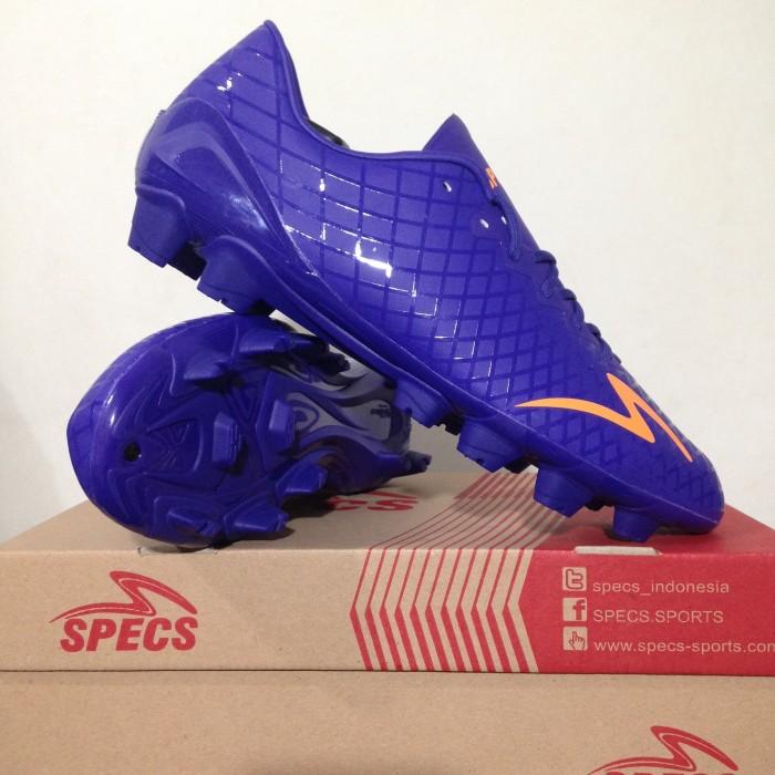 ... harga Sepatu bola specs accelerator exocet fg purple 100763 original  bnib Tokopedia.com 44d7e51a90