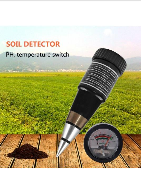 Foto Produk pH Meter Tanah Akurat dari La'Sya Etalase