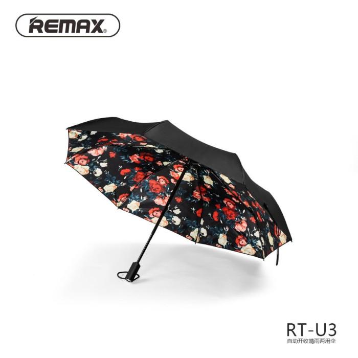 harga Remax payung lipat mini rt-u3 kecil cantik bagus praktis elegan kokoh Tokopedia.com