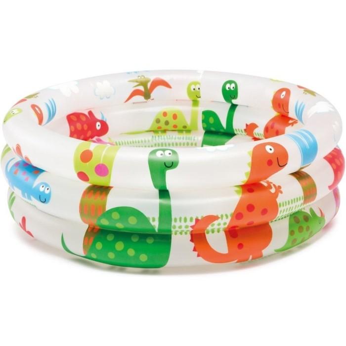 Kolam renang anak / kolam renang bayi intex dino dinosarus uk 61x22 cm