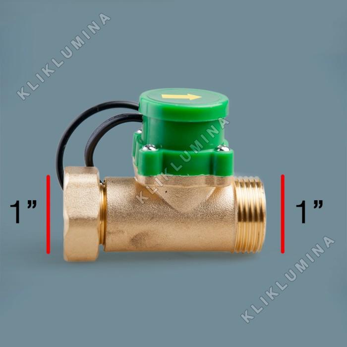jual flow switch 1 x 1 dea otomatis pompa air kota bandung murmer tokopedia