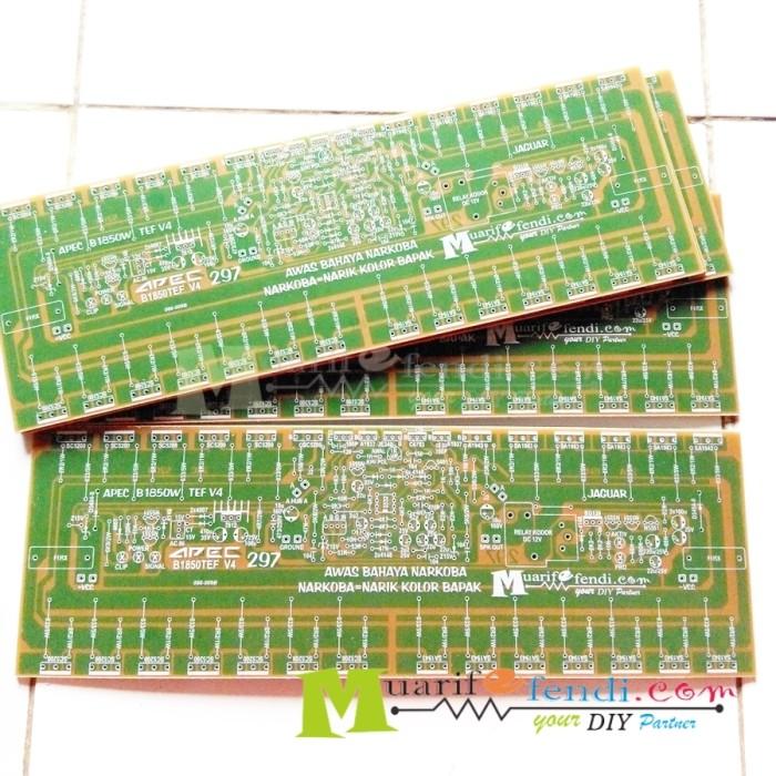 harga Pcb power amplifier 1800watt tef apex apek bu3u panjang 30cm toshiba Tokopedia.com