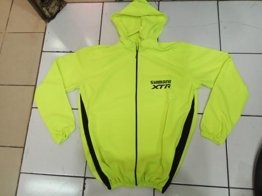 harga Jaket atasan jas hujan sepeda ada tudung kepala Tokopedia.com