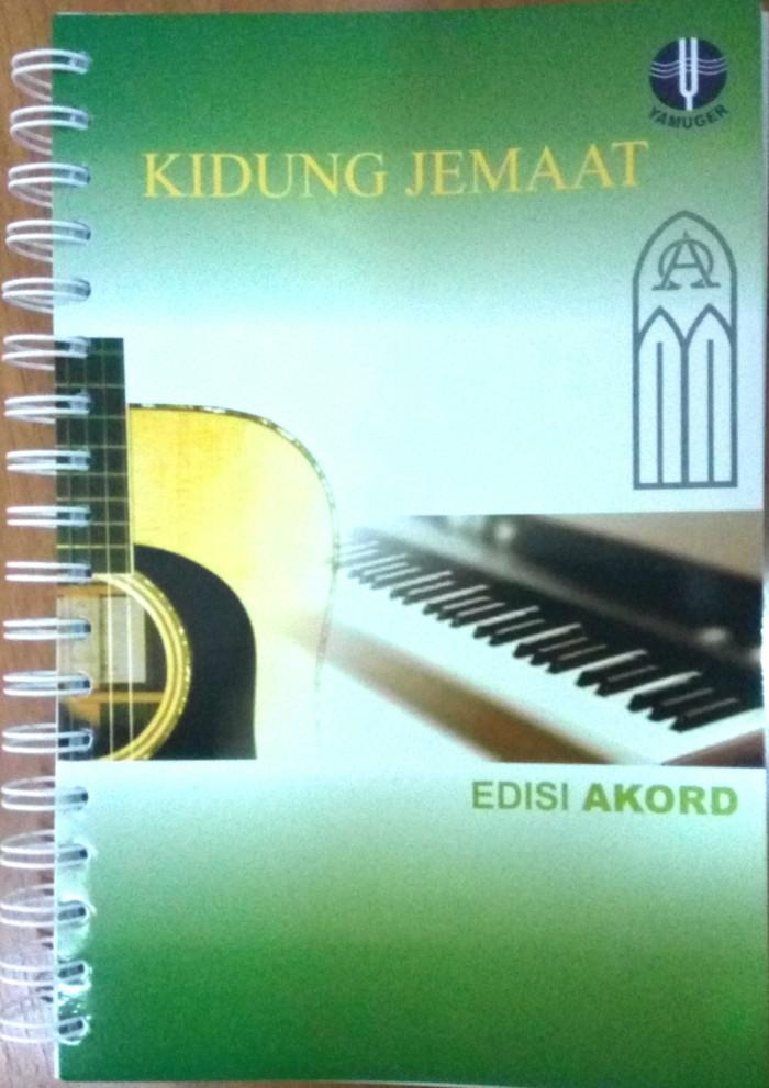 harga Buju wajib!!! kj kidung jemaat edisi akord untuk gitar piano Tokopedia.com