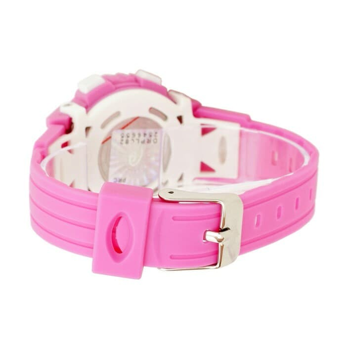 Disney Mickey Mouse Original MS5516-P Jam Tangan Sports Anak - Pink