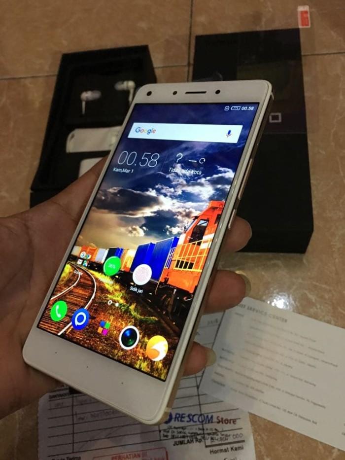 Infinix Zero 4 Gold 3/32GB Fulset 2 Minggu Pake Garansi Resmi - Beige