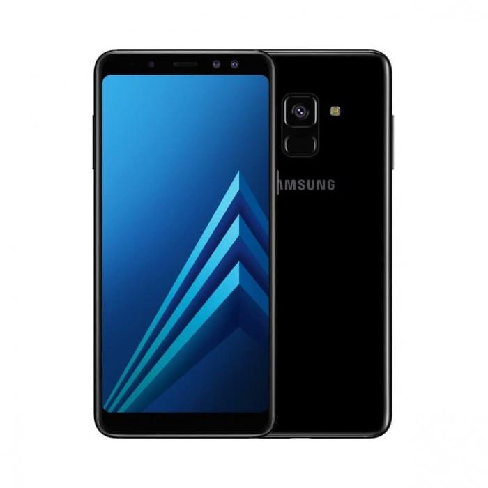 Samsung Galaxy A8 Plus - Garansi Resmi Sein - Hitam