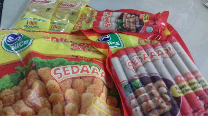 Jual Paketan Makanan Frozen Kota Semarang Quinsha Food Tokopedia