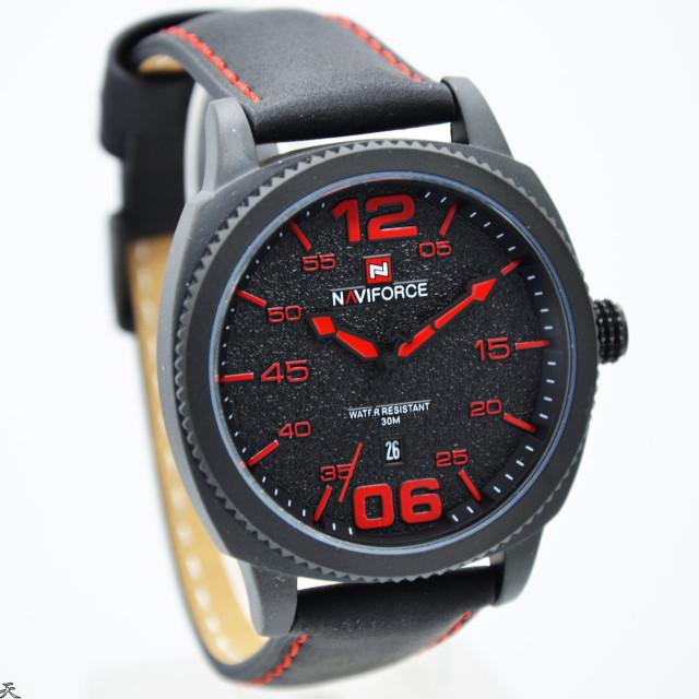 harga Jam tangan pria / cowok naviforce kulit nf 9127 rb Tokopedia.com