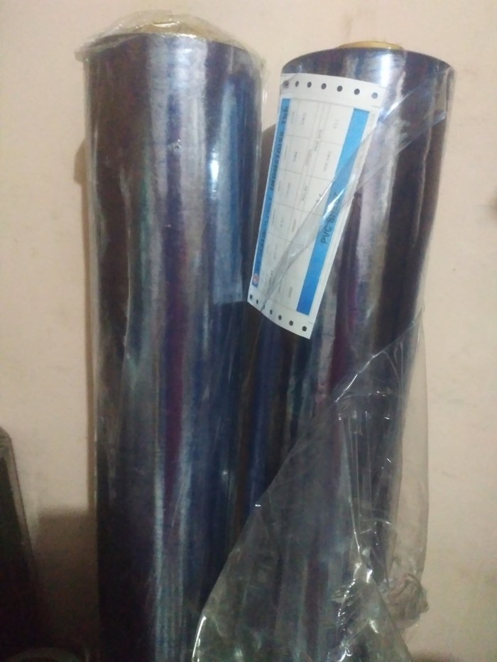 Foto Produk Plastik Bening Tebal Rol / Mika PVC Taplak Meja / Plastik Meteran 0,23 dari Usaha baru9