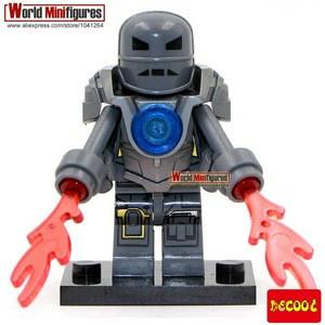 harga Lego ironman mark 1 minifigure mk 1 decool 0168 super heroes Tokopedia.com