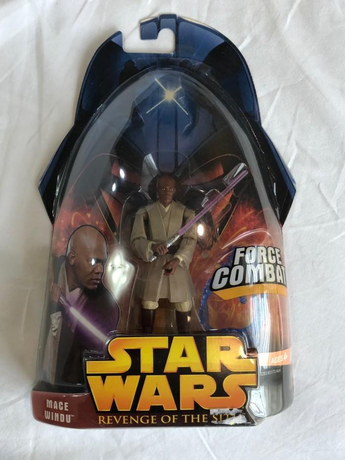 Jual Star Wars Revenge Of The Sith 3 75 Hasbro Mace Windu Combat New Jakarta Utara Toyhistory Tokopedia