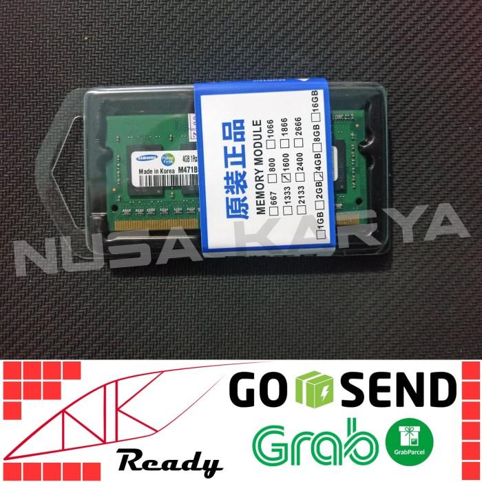 harga Ram samsung ddr3l 1600 4gb asus x450 x455 x550 a450 a455 a550 ux303 Tokopedia.com