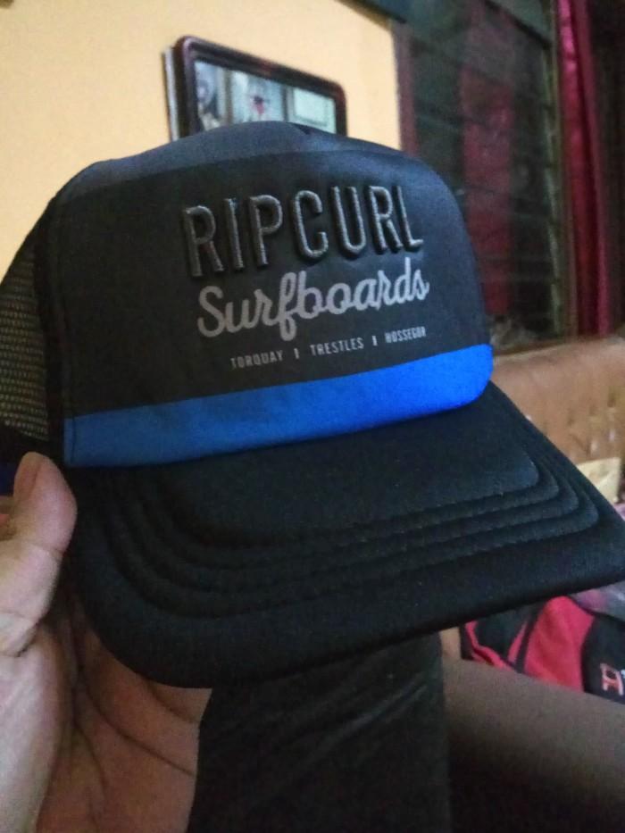 Topi trucker ripcurl original harga Topi trucker ripcurl original  Tokopedia.com b52351a5a3