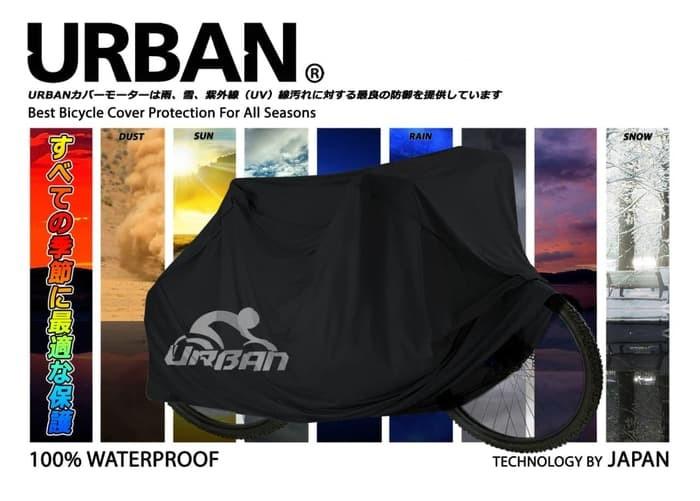 harga Sarung sepeda bicycle cover urban waterproof trek giant lapierre Tokopedia.com