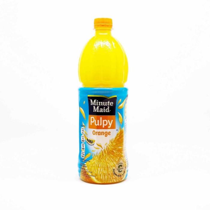 Minute maid pulpy orange 1 l