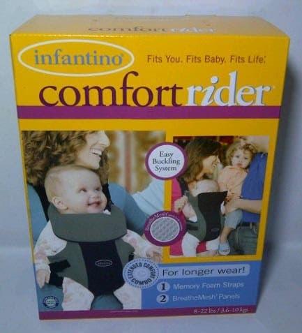Gendongan Bayi Infantino Rider