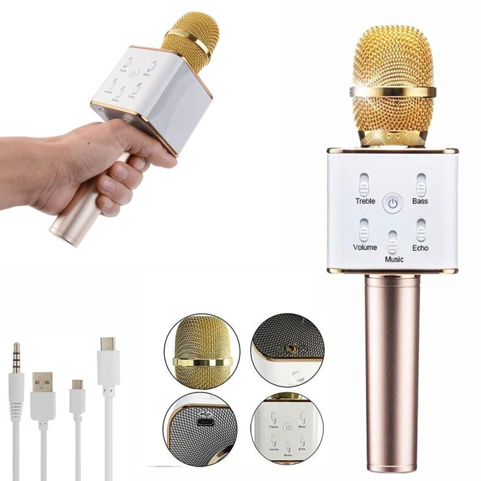 3.5mm Mini Sing Karaoke Microphone Mic HP PC Laptop Tablet Amplifier. Source · harga