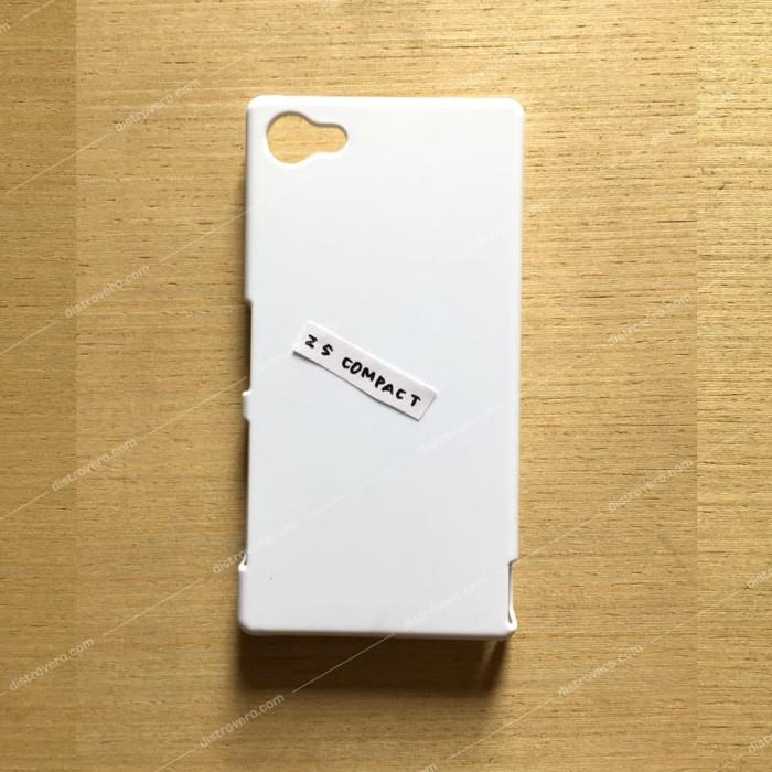 Foto Produk sony z5 compact  casing polos blank custom case sublim / sublimatio dari Barang Custom