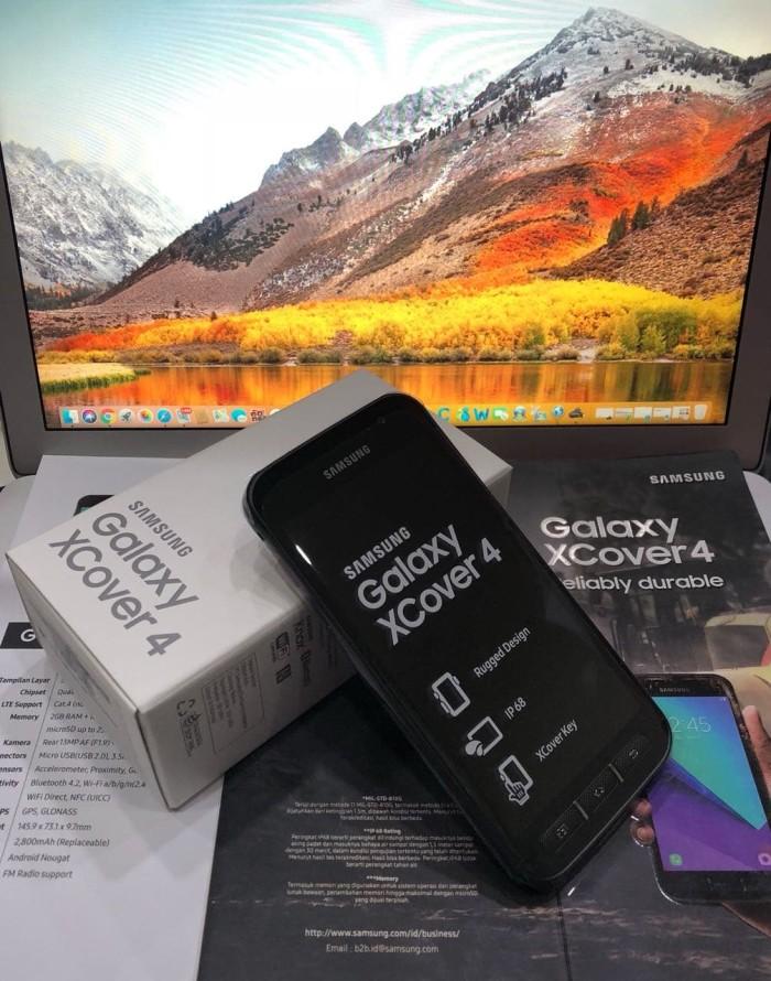 harga Samsung galaxy xcover 4 ram 2 internal 16 gb - garansi resmi Tokopedia.com