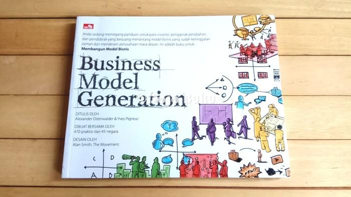 harga Business model generation oleh alexander osterwalder Tokopedia.com