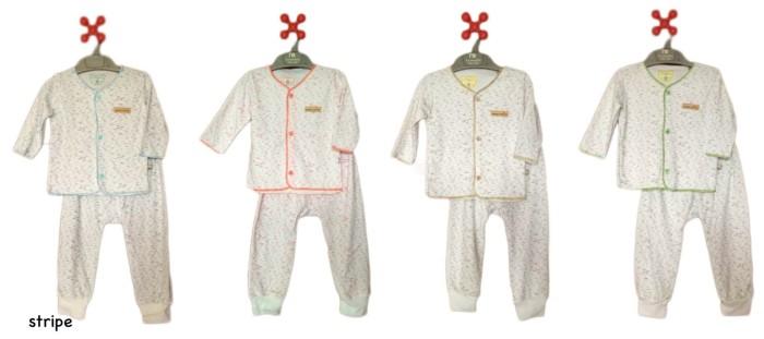 harga Baby chiyo setelan baju celana panjang motif size small (s) Tokopedia.com