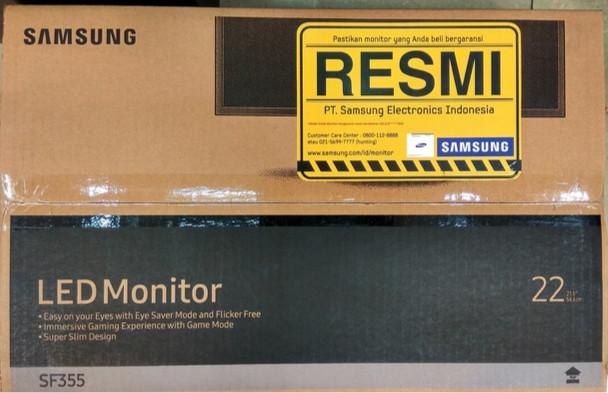 harga Led monitor samsung 22  sf 355 (hdmi) Tokopedia.com