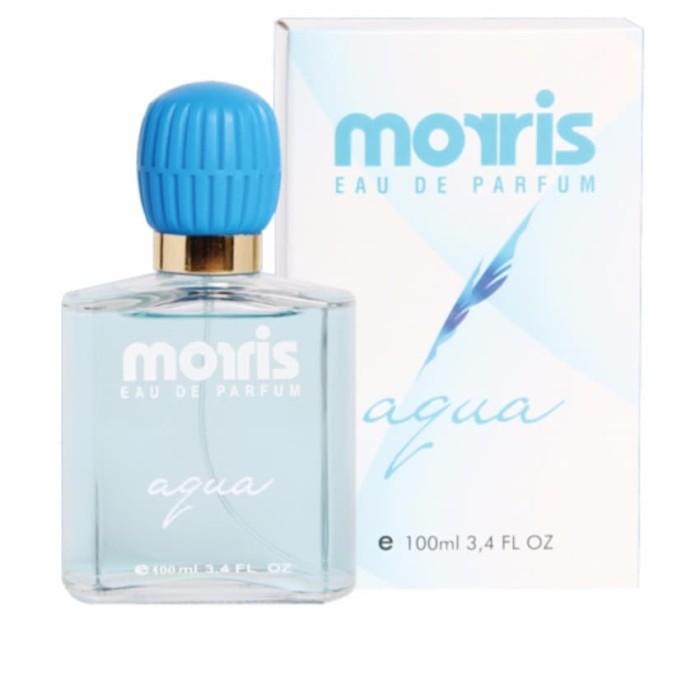 harga Parfum morris aqua eau de parfum (100ml) original 100% bpom Tokopedia.com