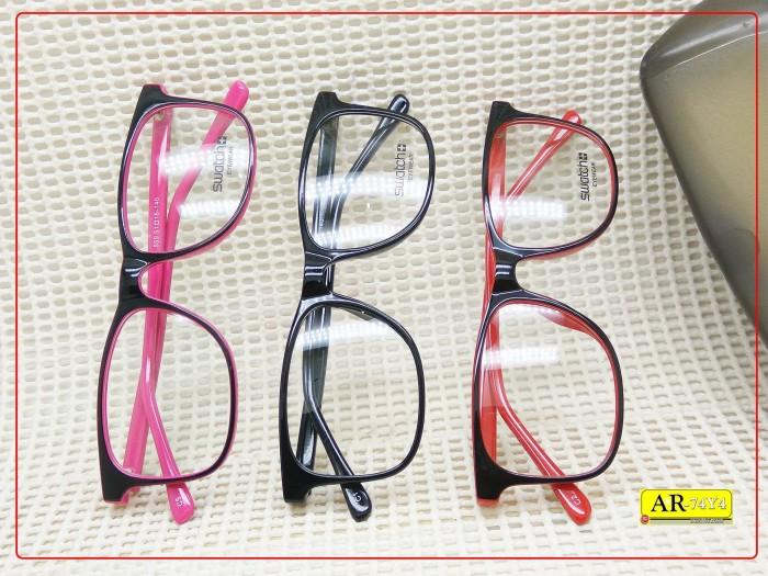 ... Promo Frame Kacamata Swatch Gratis Lensa Minus   Kacamata Anti Radiasi  - Blanja.com ... a523e275f7